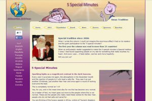 5 special minutes